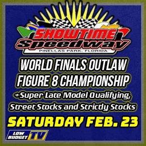 World Finals Outlaw Figure 8