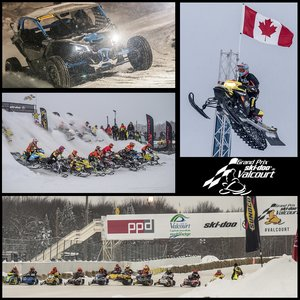 Grand Prix Ski-Doo de Valcourt Saturday