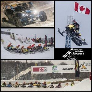 Grand Prix Ski-Doo de Valcourt Sunday