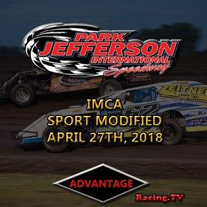 Park Jefferson Sport Modified:  April 27th, 2018
