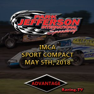 Park Jefferson Sport Compact:  May 5th, 2018