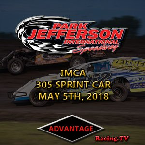 Park Jefferson 305 Sprint Car:  May 5th, 2018