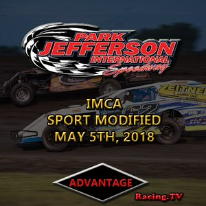 Park Jefferson Sport Modified:  May 5th, 2018