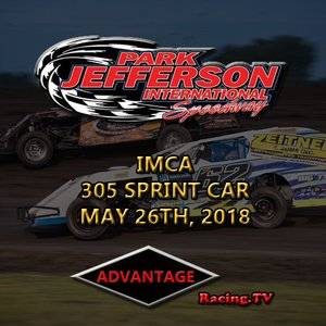 Park Jefferson 305 Sprint Car:  May 26th, 2018