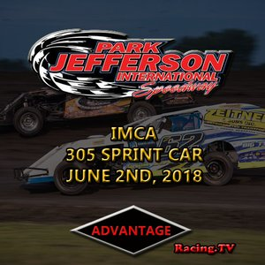 Park Jefferson 305 Sprint Car:  June 2nd, 2018