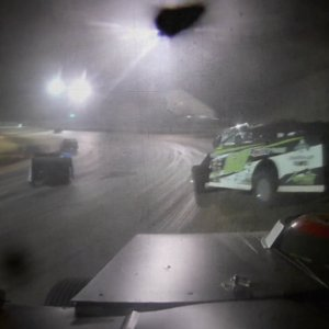 In Car Camera - Tony Schill 5/27/18 WISSOTA Modified feature