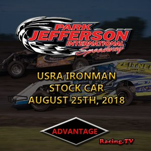 Park Jefferson Iron Man Stock Car:  August 25th, 2018