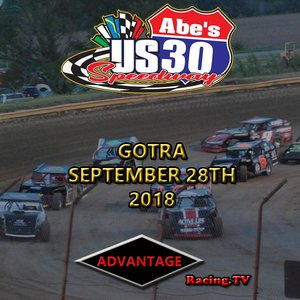 US 30 Speedway GOTRA Vintage Cars:  September 28th, 2018