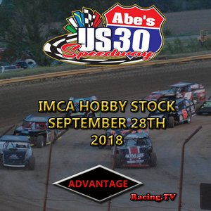 US 30 Speedway Hobby Stock:  September 28th, 2018