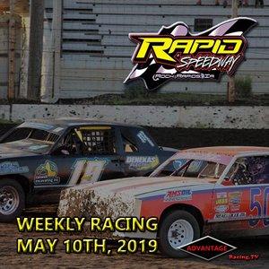 Rapid Speedway:  USRA Weekly Racing May 10th, 2019