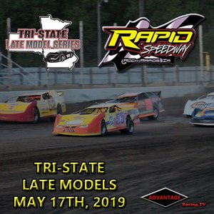 Rapid Speedway:  Tri-State Late Models + USRA Weekly May 17th, 2019