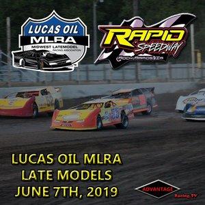 Rapid Speedway:  MLRA + USRA Weekly June 7th, 2019