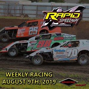 Rapid Speedway:  USRA Weekly August 9th, 2019