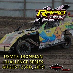 Rapid Speedway:  USMTS + Iron Man Challenge Series August 23rd, 2019