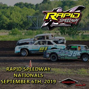 Rapid Speedway Nationals:  September 6th, 2019