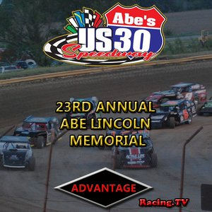 US 30 Speedway:  23rd Annual Abe Lincoln Memorial Night #2  September 14th, 2019