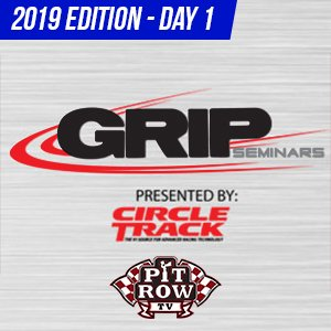 2019 GRIP Seminars - Setup Basics - #1