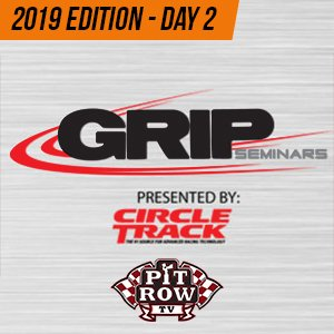 2019 GRIP Seminars - Sway Bars - #6