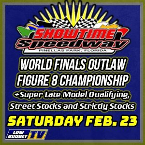 World Finals Outlaw Figure 8