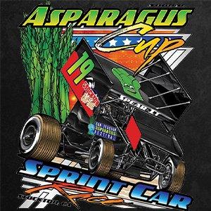 2nd Annual Asparagus Cup Sprint Car Race - Night #1
