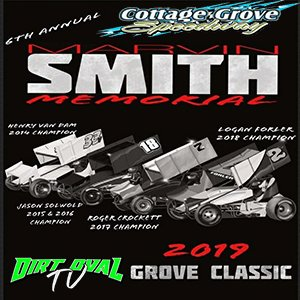 6TH ANNUAL MARVIN SMITH MEMORIAL - Night #1