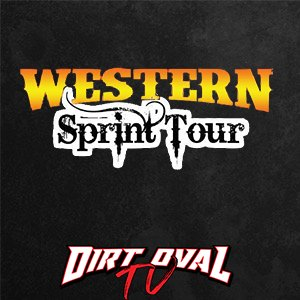 WESTERN SPRINT TOUR SPEEDWEEK Finale Race #6