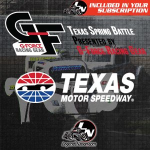 G-Force Racing Gear presents the Texas Spring Battle - Round 3