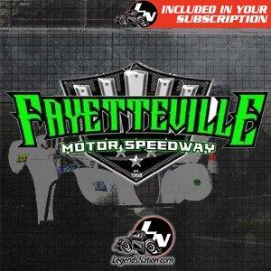 Fayetteville Motor Speedway - Season Opener