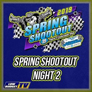 2019 Figure 8 Spring Shootout Night 2 - Indianapolis Speedrome