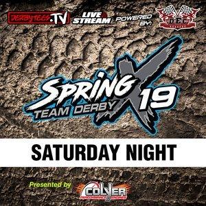 2019 Spring Explosion Team Derby - Day 2