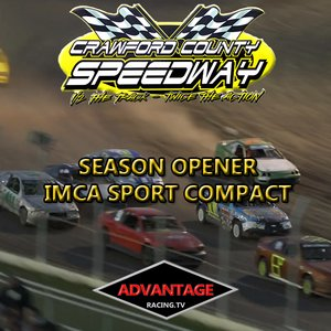 Crawford County Speedway:  Sport Compact