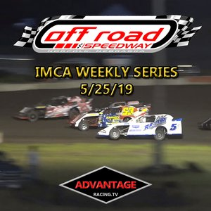 Off Road Speedway:  IMCA Weekly Series 5/25/19