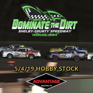 Shelby County Speedway:  Hobby Stock