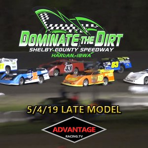Shelby County Speedway:  Late Model