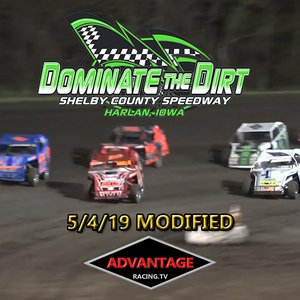 Shelby County Speedway:  Modified