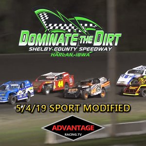 Shelby County Speedway:  Sport Modified