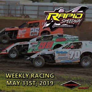 Rapid Speedway:  USRA Weekly May 31st, 2019