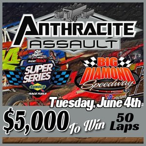 Short Track Super Series (N/S) - Anthracite Assault (6/4/19)