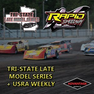 Rapid Speedway:  Tri-State Late Models + Weekly Series June 7th, 2019