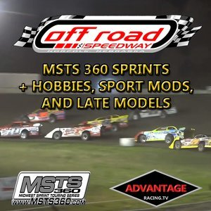 Off Road Speedway:  MSTS 360s + Weekly IMCA Classes