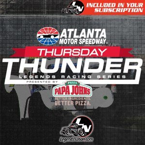 Thursday Thunder presented by Papa John's - Round Eight