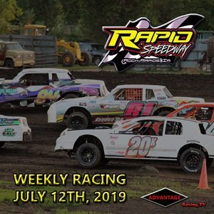Rapid Speedway:  USRA Weekly July 12th, 2019
