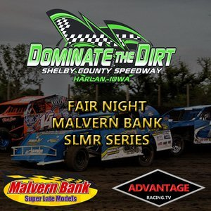 Shelby County Speedway:  SLMR Fair Night