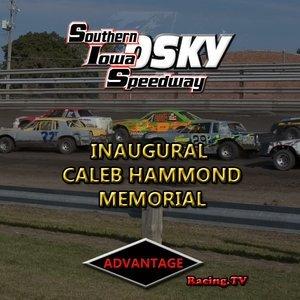 Southern Iowa Speedway:  Inaugural Caleb Hammond Memorial