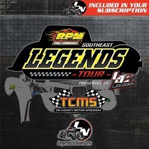 Southeast Legends Tour presented by LegendsNation.TV