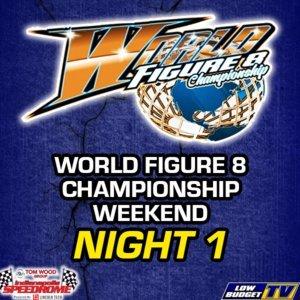 2019 World Championship 3 Hour Figure 8 Endurance Race Night 1
