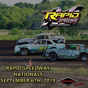 Rapid Speedway Nationals:  September 6th, 2019