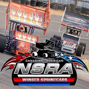 Rick Brown Super Shoe NSRA Sprint Cars Championship Night