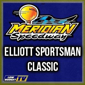 Meridian Speedway - ELLIOTT SPORTSMAN CLASSIC