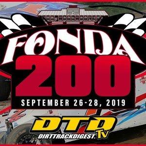 Fonda 200 Weekend - Saturday (9/28/19)
